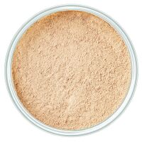 Mineral Powder Foundation minerální pudrový make-up 4 Light Beige 15 g