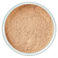 Mineral Powder Foundation minerální pudrový make-up 6 Honey 15 g