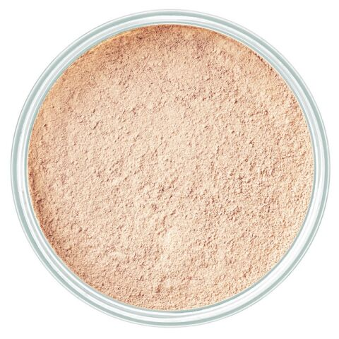 Mineral Powder Foundation minerální pudrový make-up 3 Soft Ivory 15 g